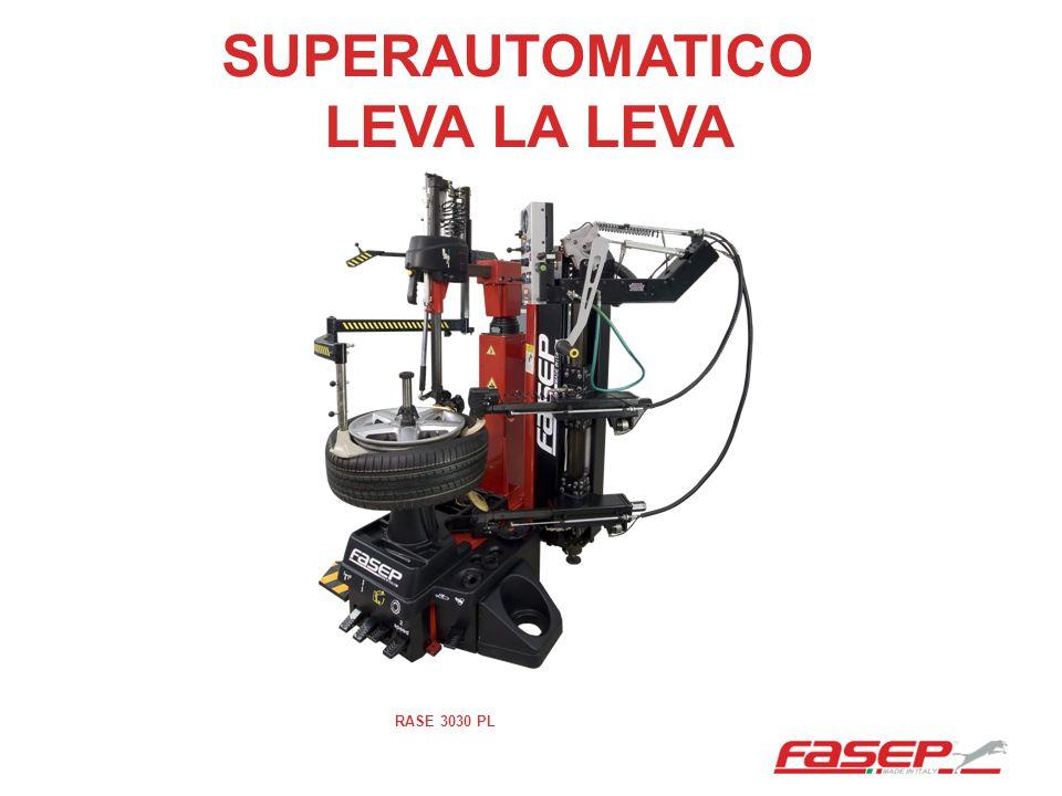 SUPERAUTOMATICO LEVA LA LEVA RASE 3030 PL