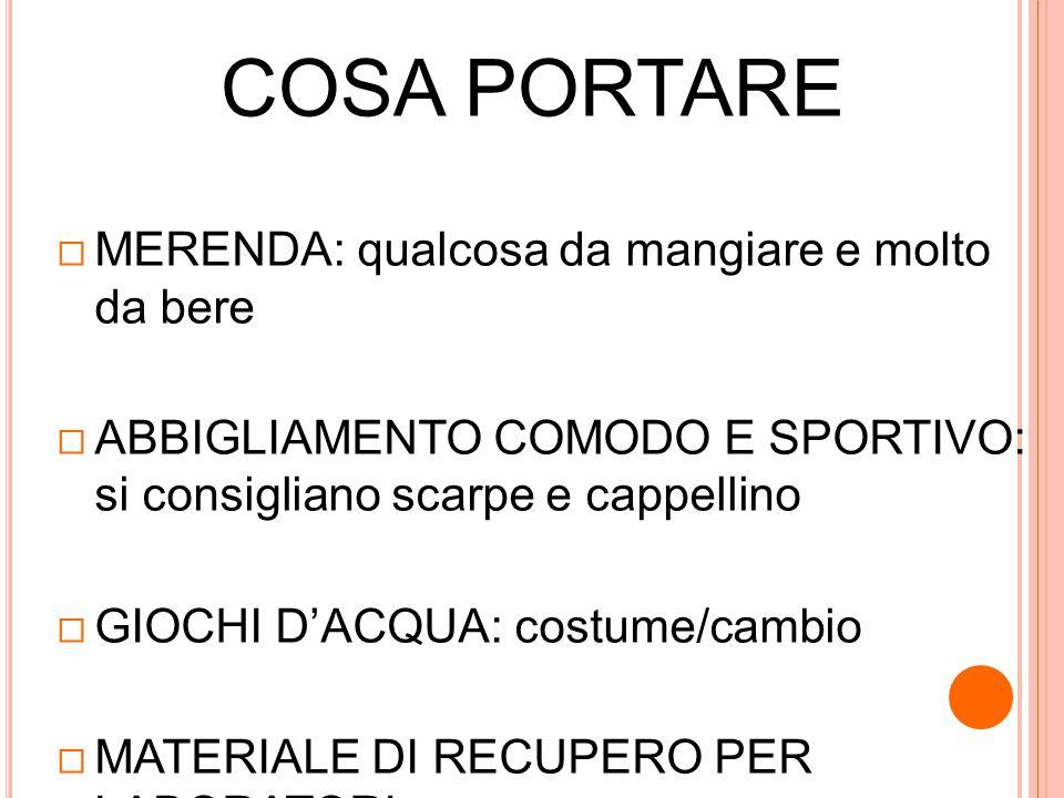 GIORNATE SPECIALI PER ELEMENTARI E MEDIE: Biciclettata al Bosco di Pianura (Tognana) Due giornate in piscina Comunale PER TUTTI: Prove dello spettacolo finale nel patronato del Duomo