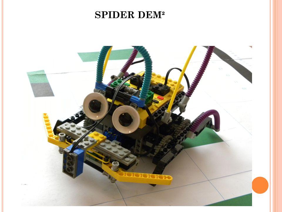 SPIDER DEM²