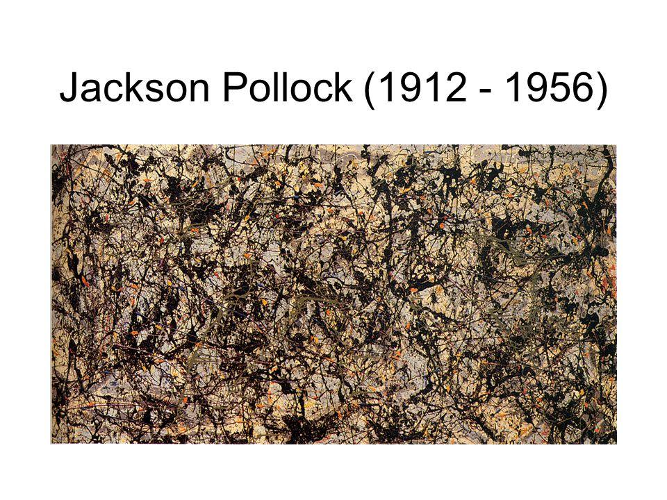 La crisi della pittura da cavalletto Greenberg nel 1947 osserva che l'importanza di Pollock sta nell'avere messo in evidenza una via al di là del cavalletto al di là della pittura mobile e incorniciata Questa idea di fuga dalla tradizione della pittura da cavalletto diventò il modello critico centrale di Greenberg per spiegare la radicalità di Pollock negli anni tra il 1947 e il 1950