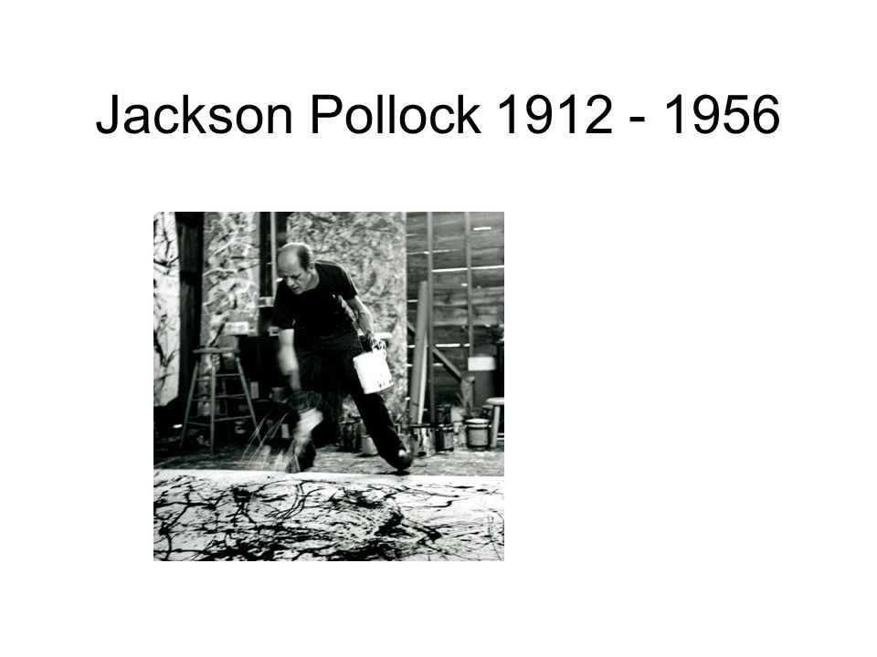 La crisi della pittura da cavalletto Il quadro all-over di Pollock supera le convenzioni derivanti dalla dimensione della pittura da cavalletto dando al campo pittorico una mobilità che superando la limitatezza della cornice ha proposto la dissoluzione della specificità del medium della pittura da cavalletto in favore di una categoria più ampia
