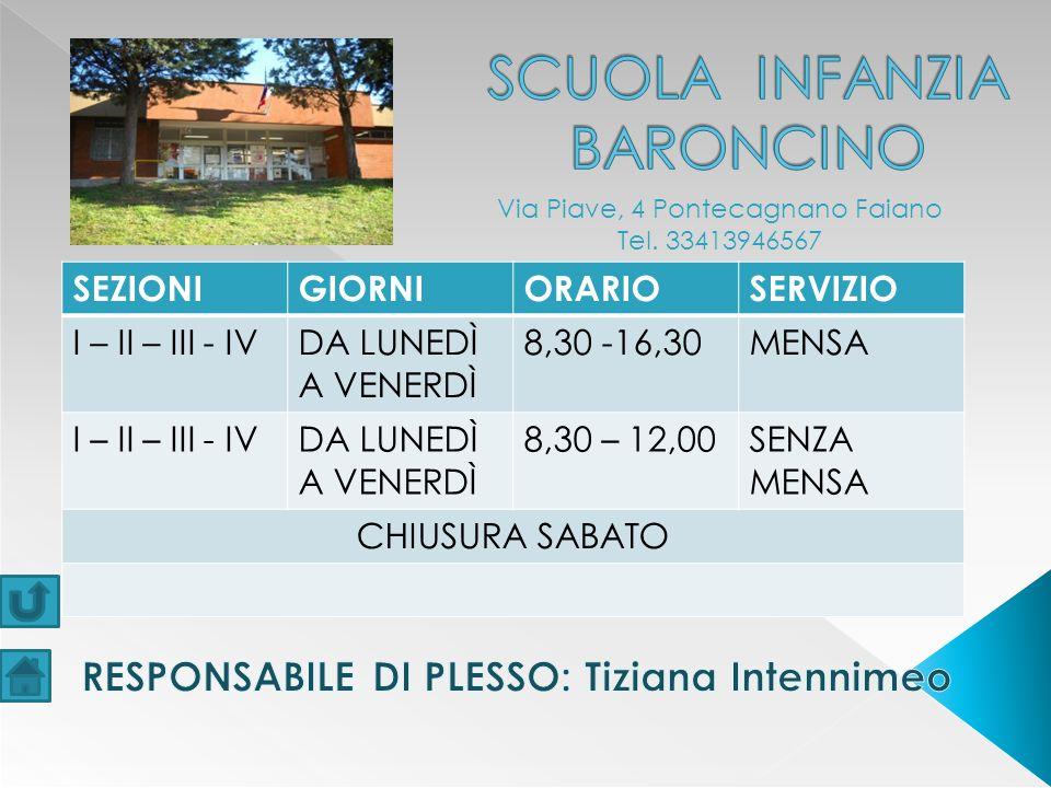 Via Piave, 4 Pontecagnano Faiano Tel.