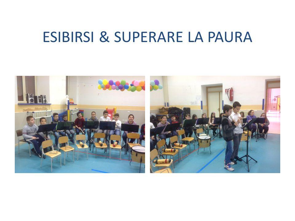 ESIBIRSI & SUPERARE LA PAURA