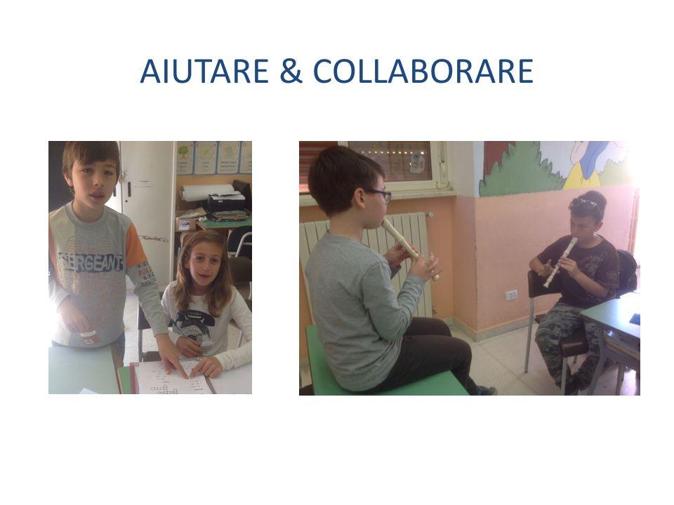 AIUTARE & COLLABORARE