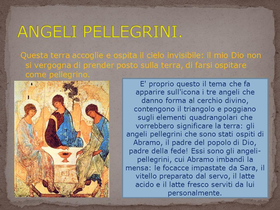 CIRCOLAZIONE DELL AMORE.Il Figlio di Dio è seduto alla destra del Padre.