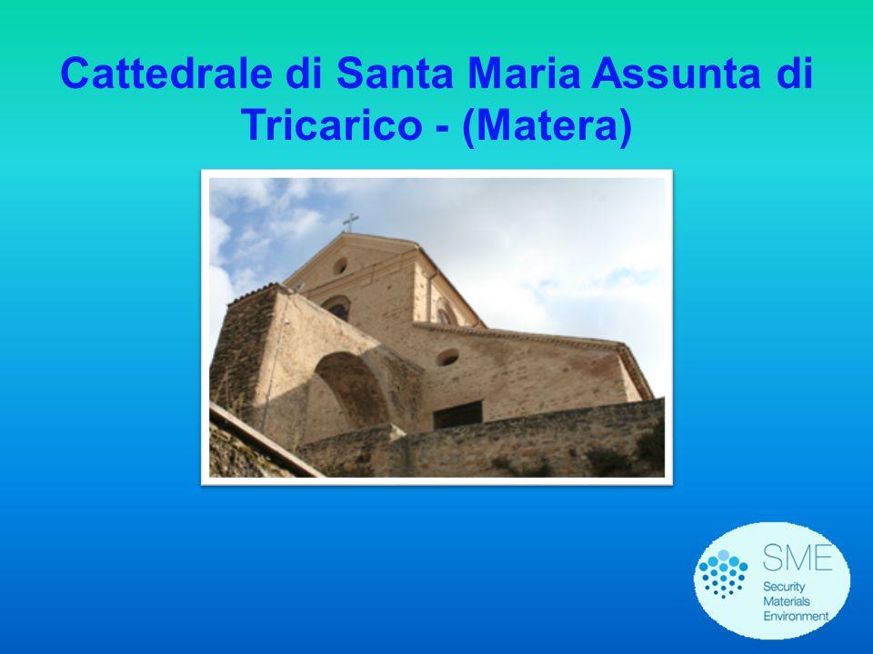 Cattedrale di Santa Maria Assunta di Tricarico - (Matera)