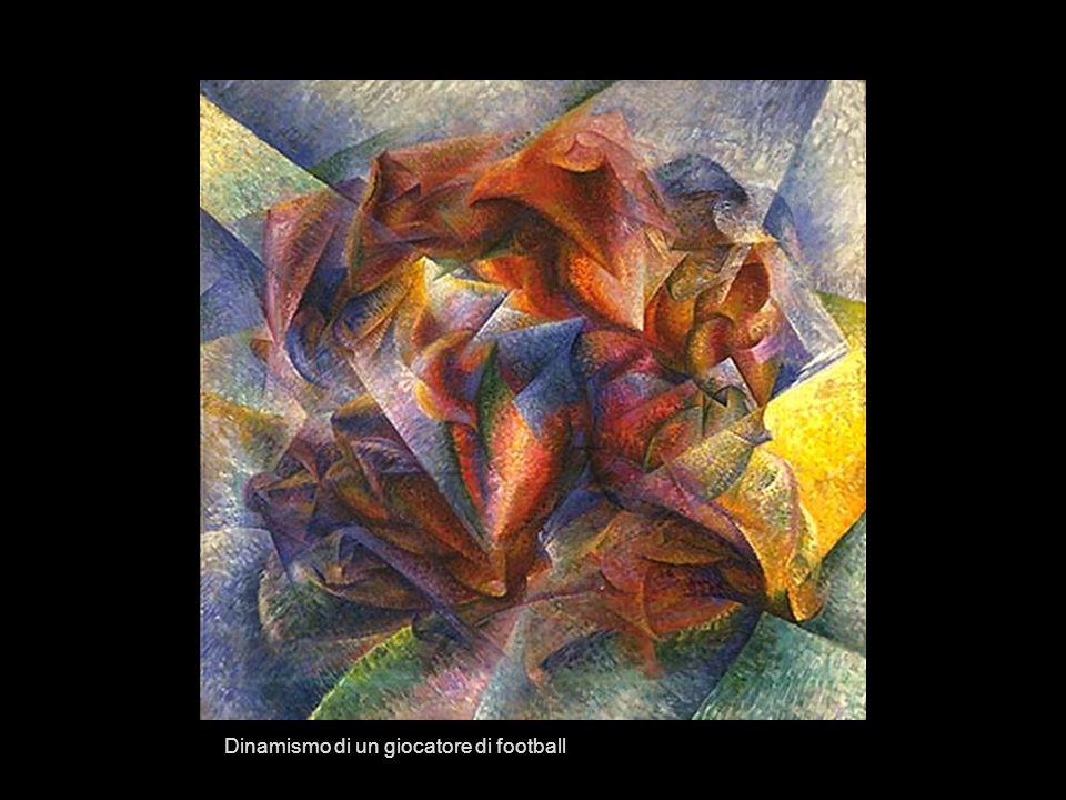 Dinamismo di un giocatore di football