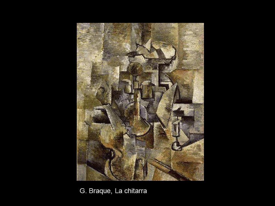 G. Braque, La chitarra