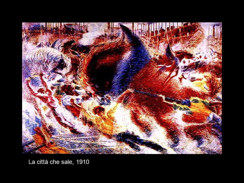 Volo di rondini, 1913