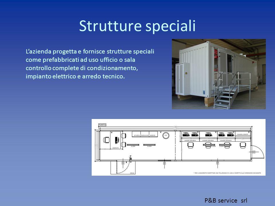 Certificazioni ISO 9001 P&B service srl