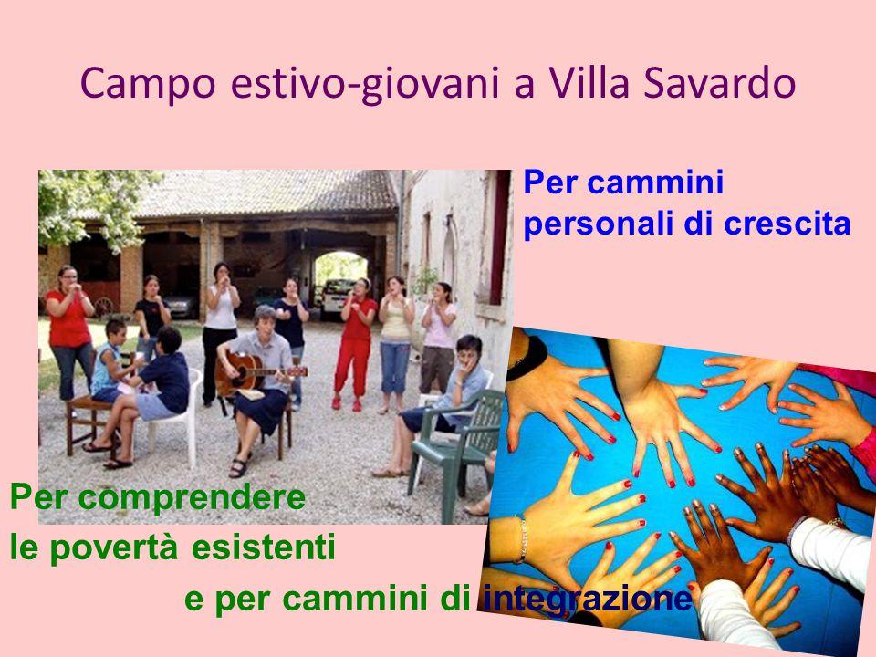 CASA RUT – a CASERTA Centro di accoglienza, per giovani donne migranti, sole o con figli, in situazioni di grave difficoltà in particolare per donne che vivono l'esperienza della tratta e della prostituzione coatta.