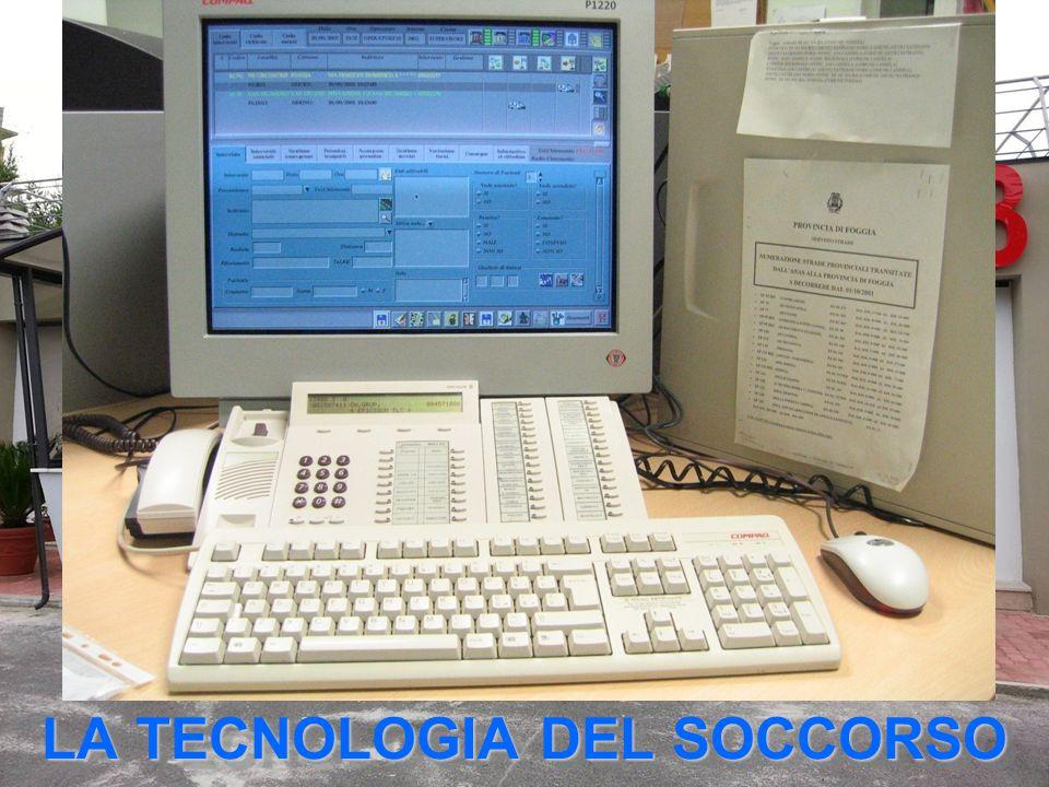 LA TECNOLOGIA DEL SOCCORSO