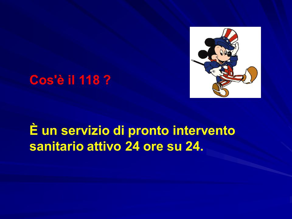 Centrali Operative Provinciali Regione Puglia