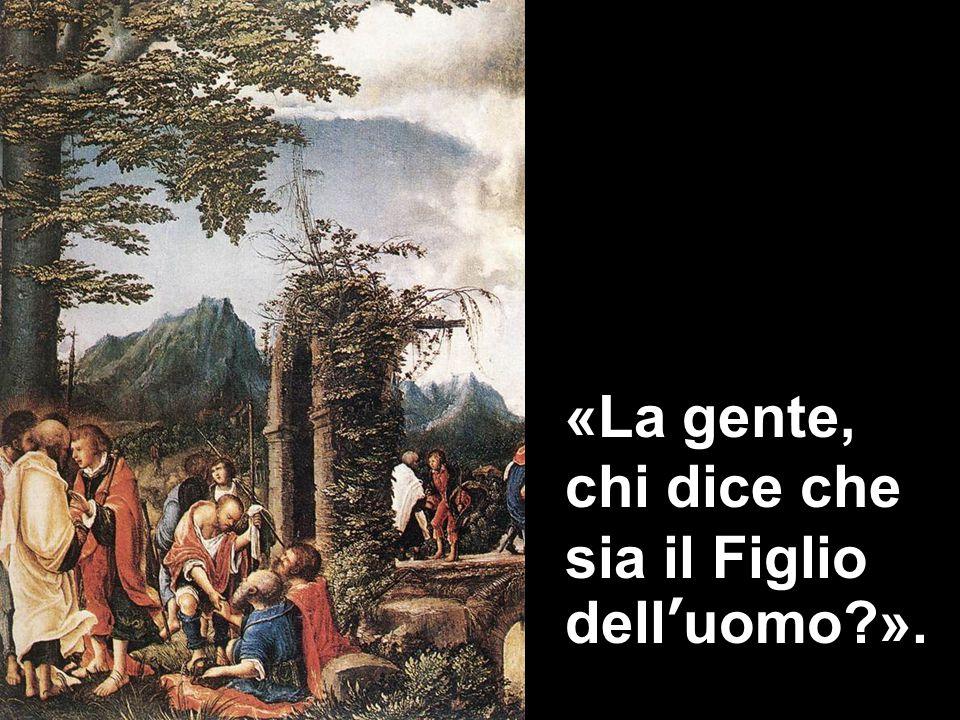 Risposero: «Alcuni dicono Giovanni il Battista, altri Elìa, altri Geremìa o qualcuno dei profeti».