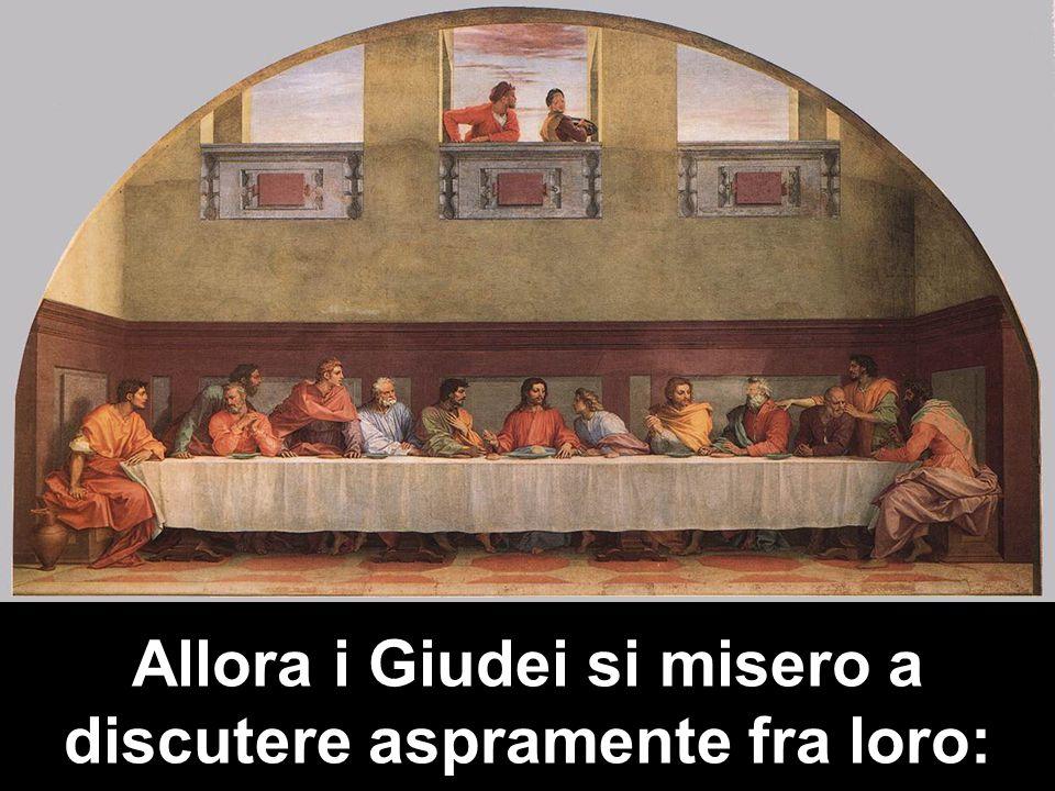 SANTISSIMO SANTISSIMOCORPO E SANGUE DI CRISTO Gv 6,51-58