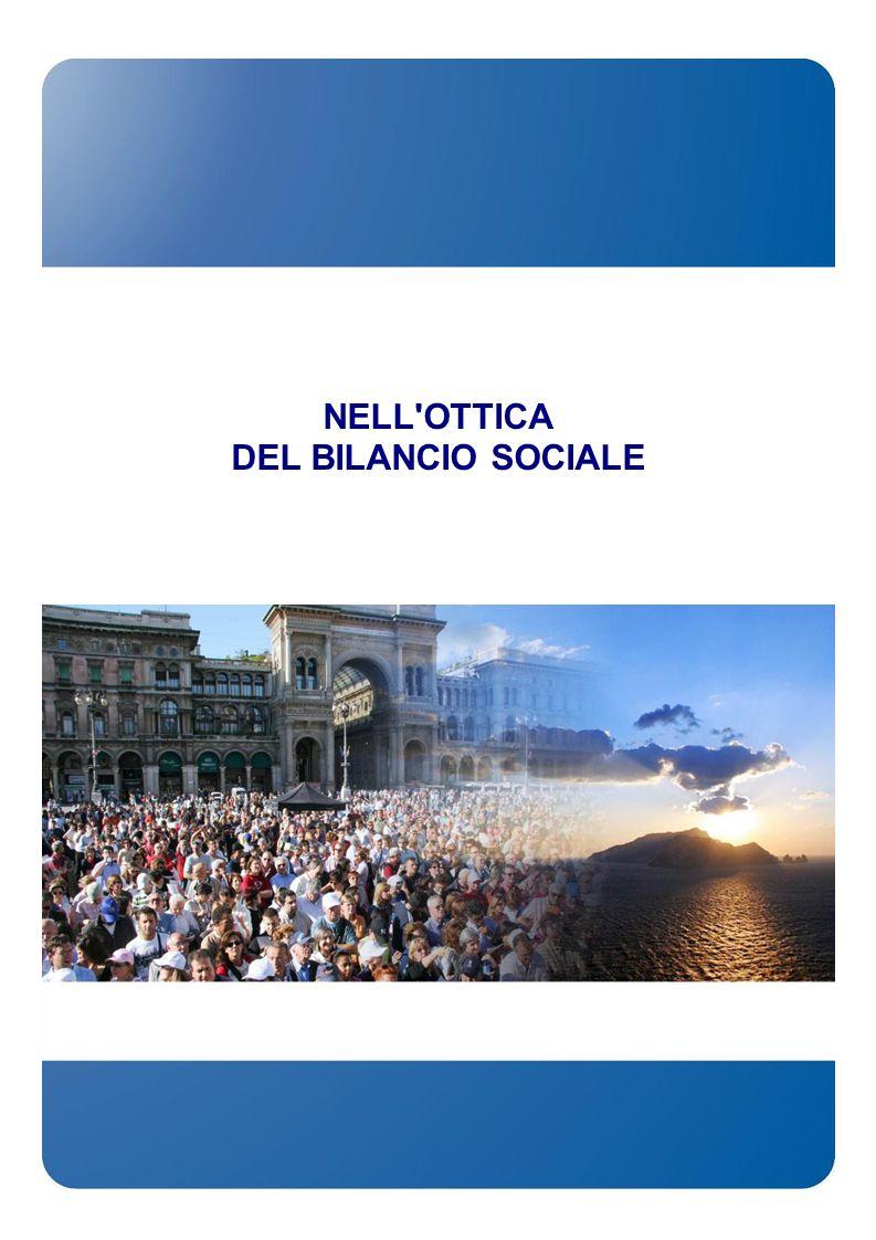 NELL OTTICA DEL BILANCIO SOCIALE