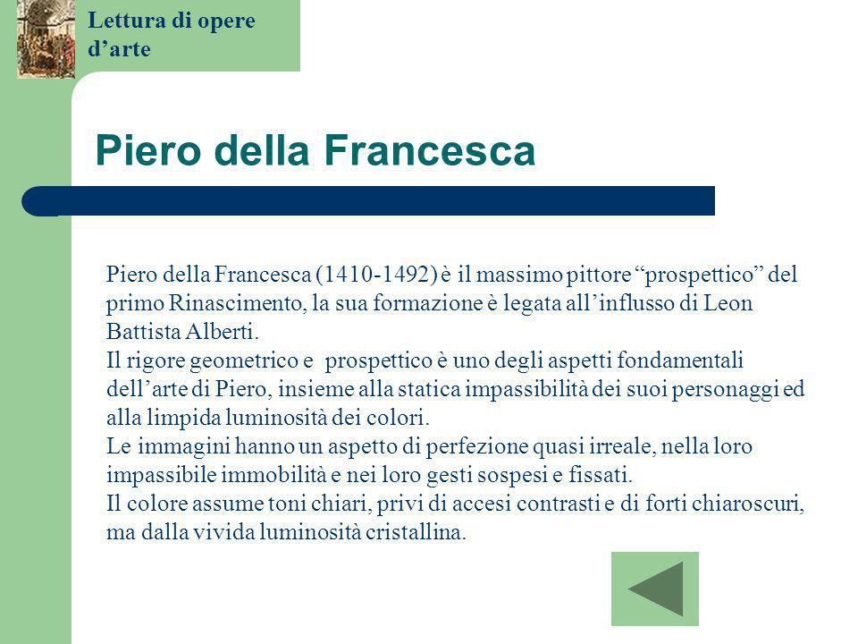 Lettura di opere d'arte Note Bibliografiche Storia dell'Arte Italiana Carlo Giulio Argan