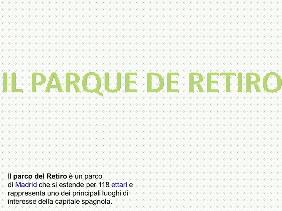 Storia Fontane e monumenti Punti di interesse La Porta di Spagna La Rosaleda