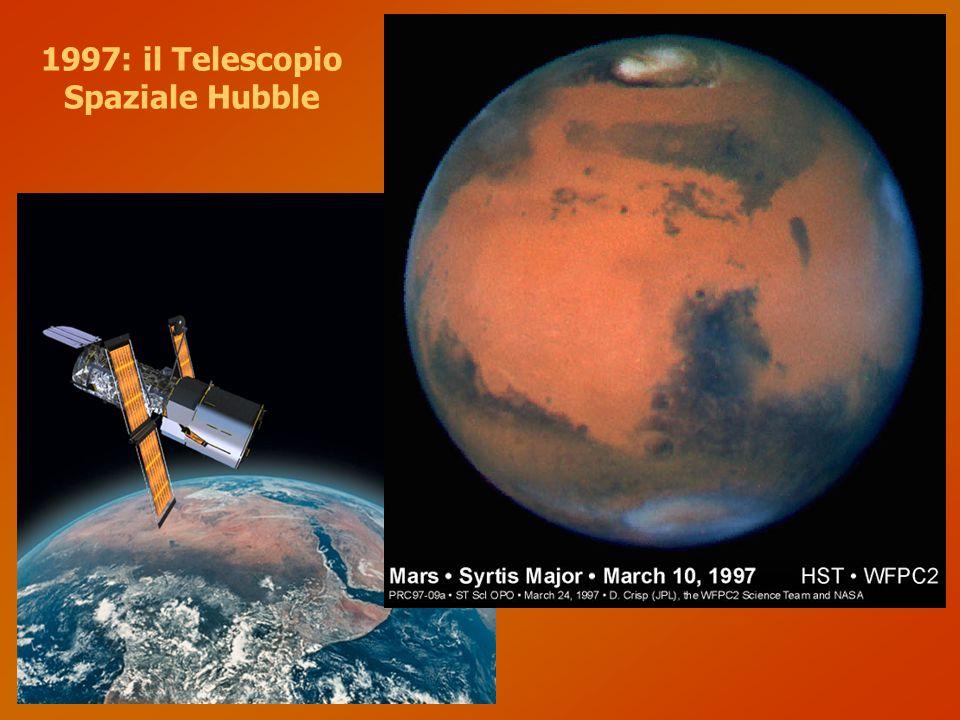 1997: il Telescopio Spaziale Hubble