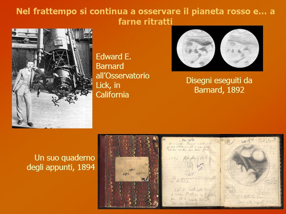 Per alcuni dei decenni successivi, le osservazioni di Marte vengono accantonate Prima Guerra Mondiale Seconda Guerra Mondiale