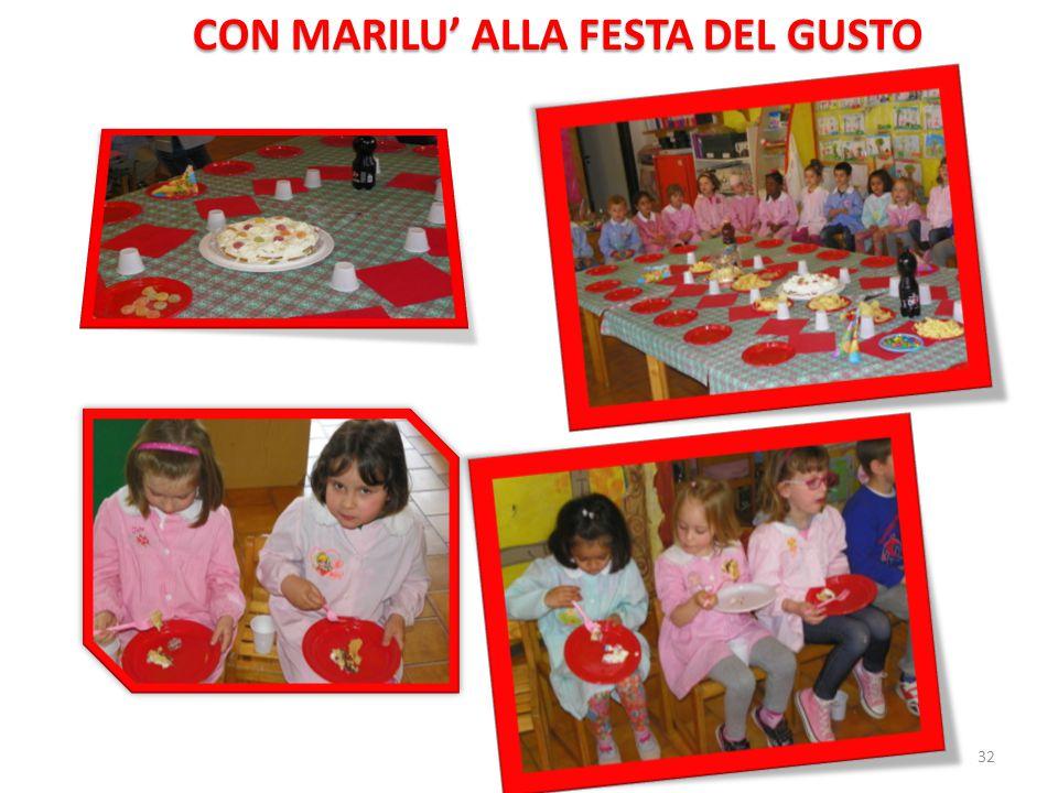 CON MARILU' ALLA FESTA DEL GUSTO 32