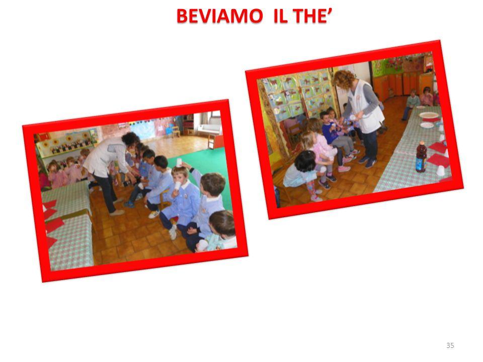 BEVIAMO IL THE' 35