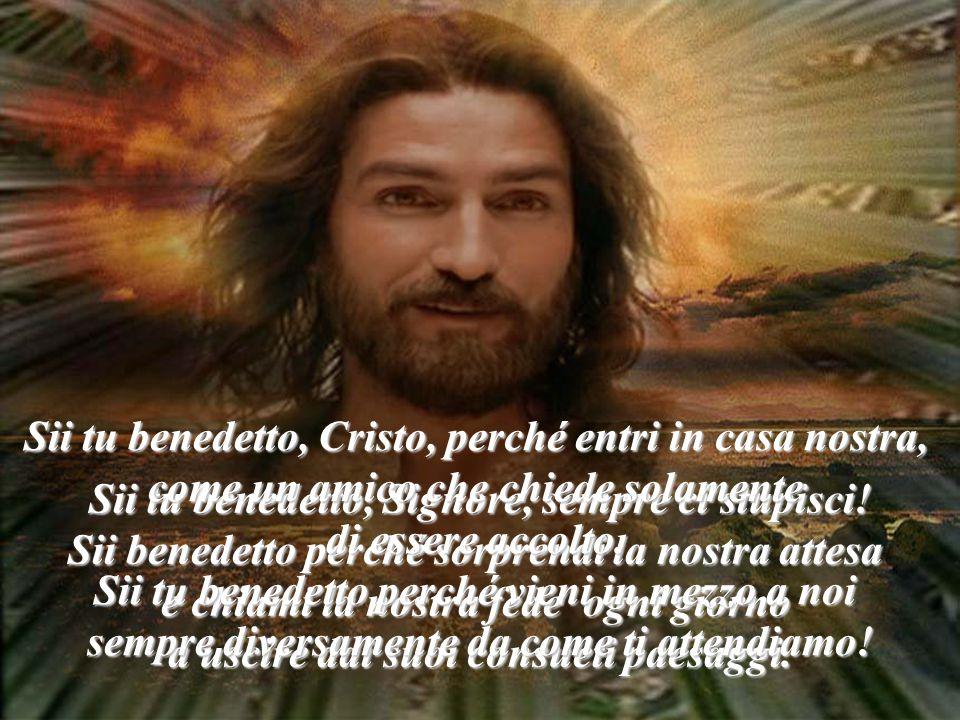 """""""Benedetto colui che viene, il re, nel nome del Signore"""" (Lc 19,38)"""