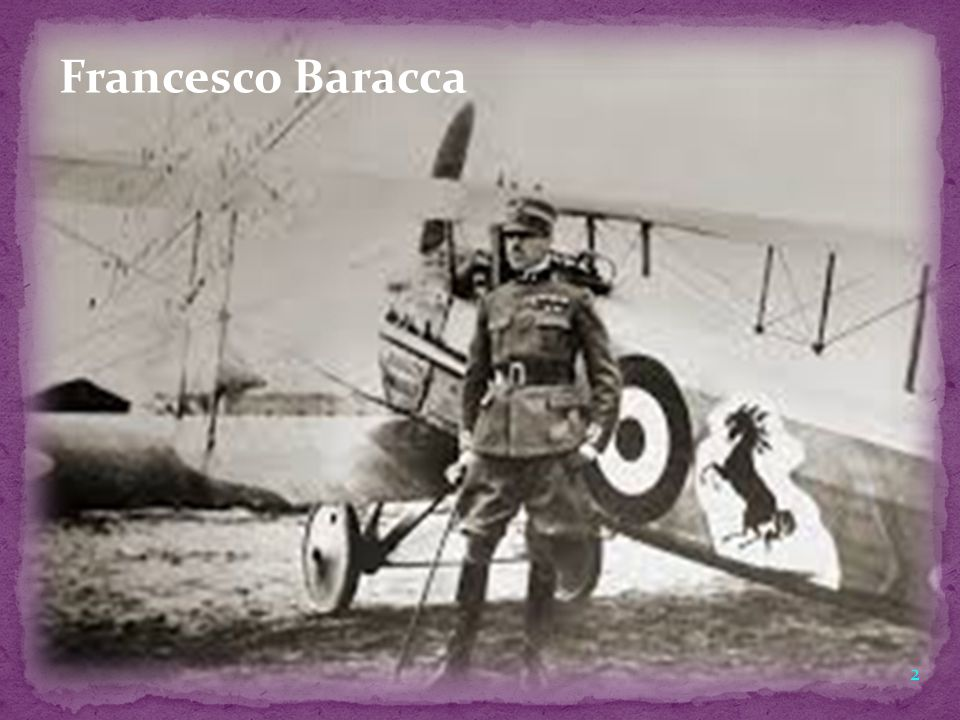 2 Francesco Baracca