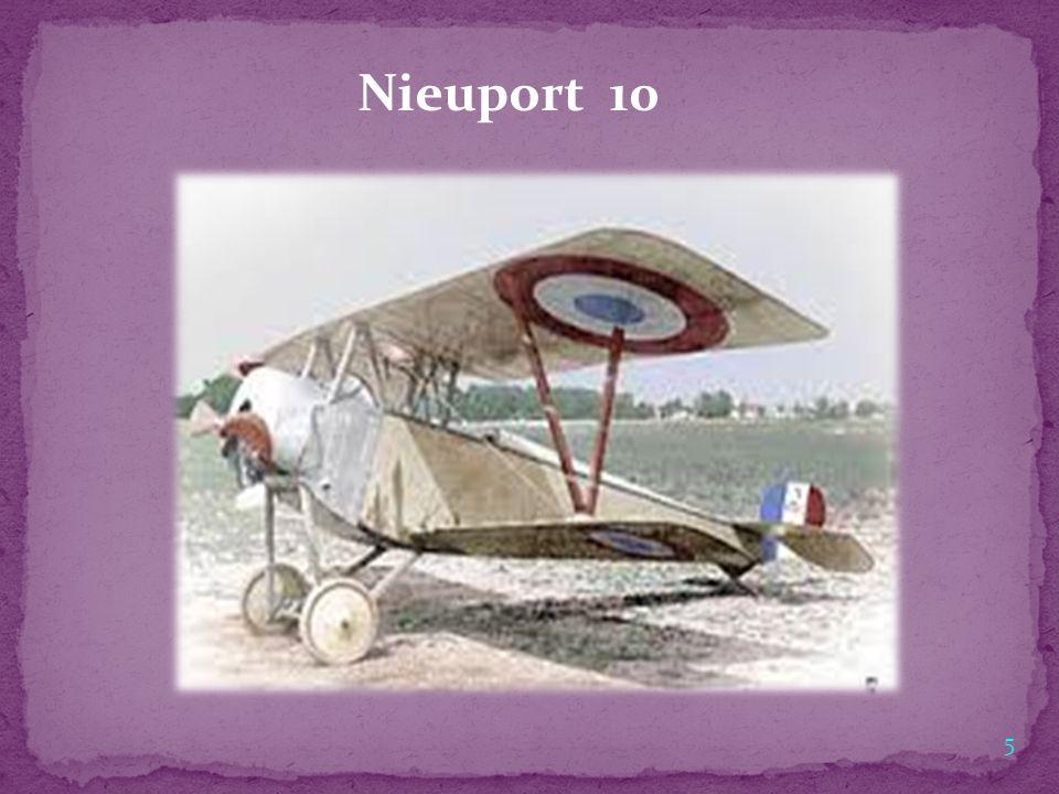 5 Nieuport 10