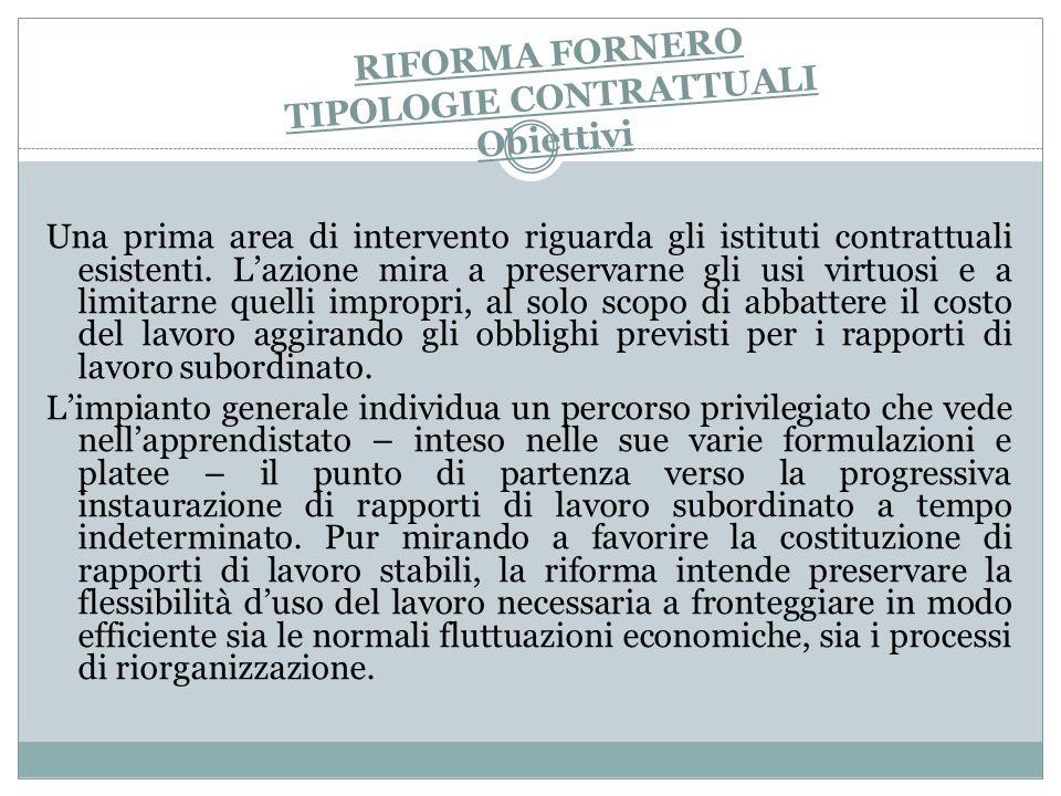 """La riforma del 2003 """"La risposta del legislatore del d.lg.vo n. 276 del 2003 è stata quella della """"flessibilizzazione"""" delle tutele, là dove flessibil"""