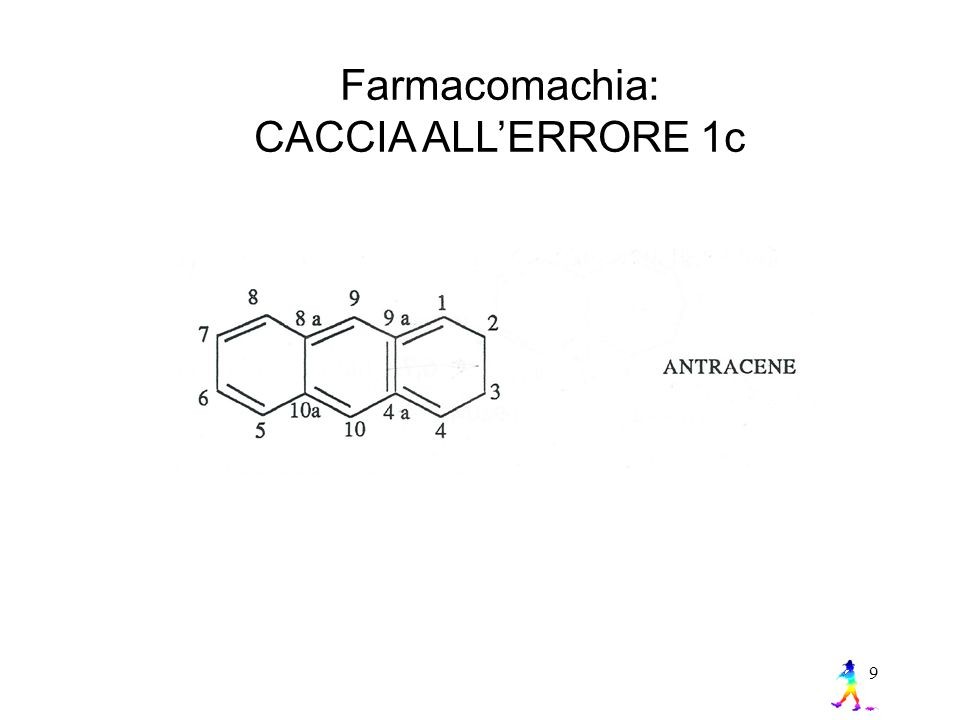 9 Farmacomachia: CACCIA ALL'ERRORE 1c