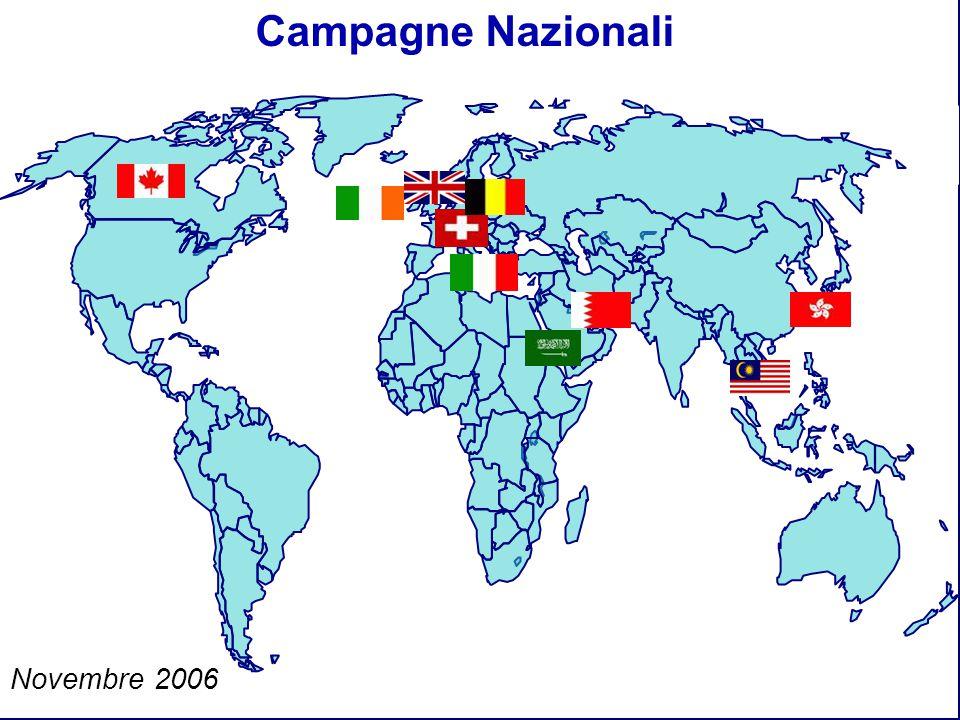 Campagne Nazionali Novembre 2006