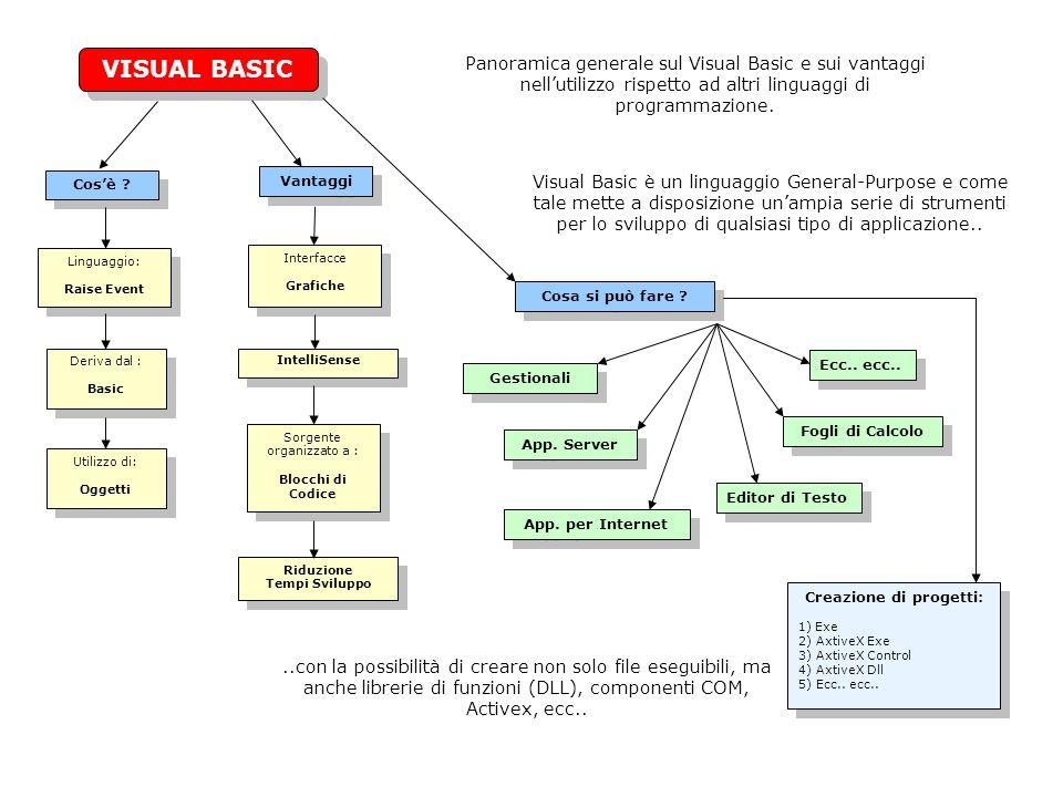La Sintassi ed i Controlli Lavorare con le costanti, le variabili e le principali funzioni predefinite di Visual Basic.