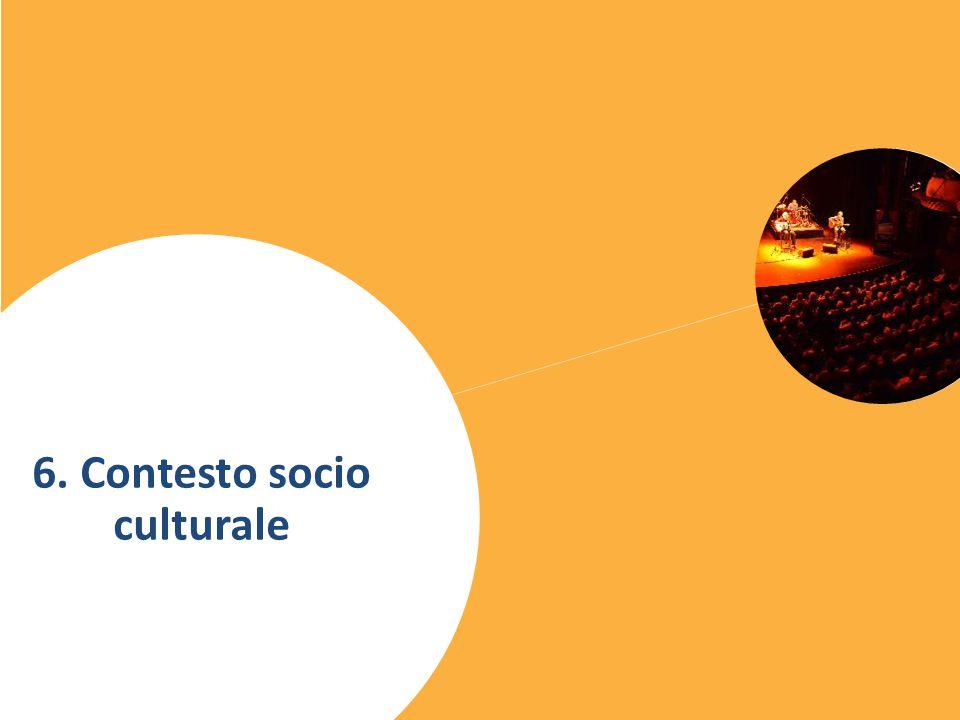 6. Contesto socio culturale