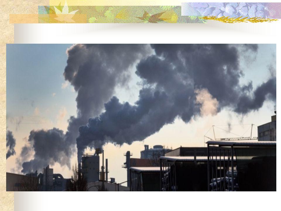 LE SPECIE REATTIVE DELL'O2 (ROS) Sono prodotti sia dalle reazioni chimiche degli inquinanti sia nella risposta infiammatoria.