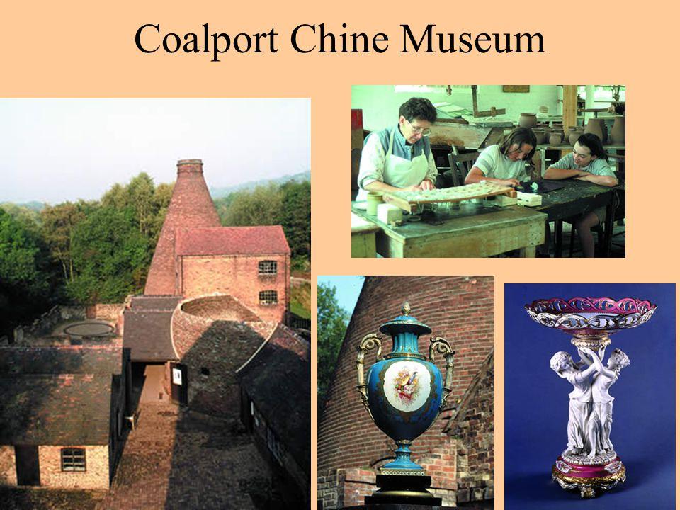 Coalport Chine Museum