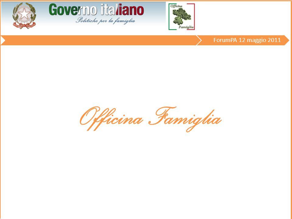 Officina Famiglia ForumPA 12 maggio 2011