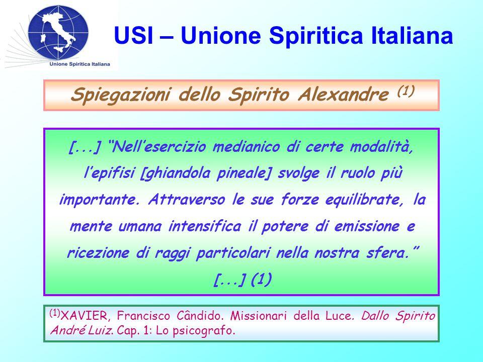 USI – Unione Spiritica Italiana Cosa significa essere medium.