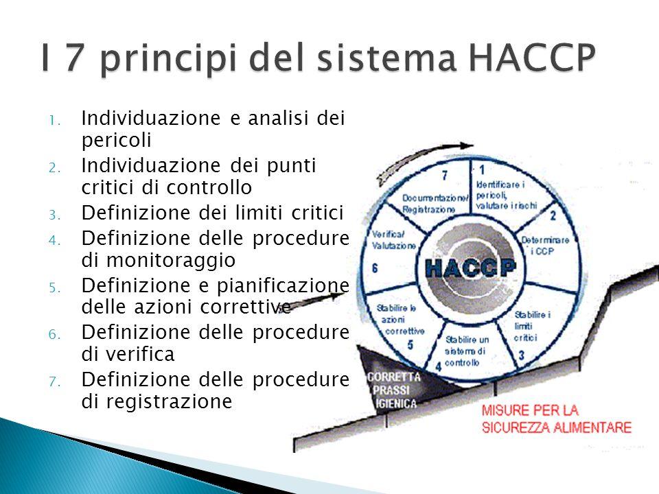  Le aziende che utilizzano un sistema HACCP semplificato devono comunque attenersi alle disposizioni ministeriali, ed in particolare sono tenute al monitoraggio ed alla registrazione dei dati di rilevazione del rispetto dei limiti critici di controllo relativamente al CCP individuato