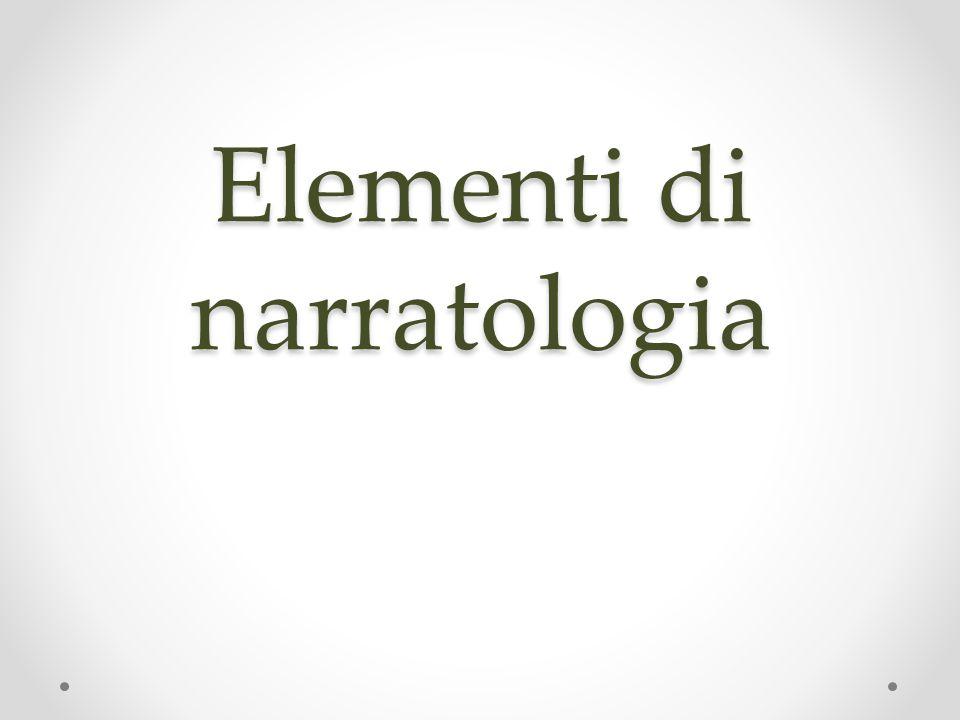 Elementi di narratologia