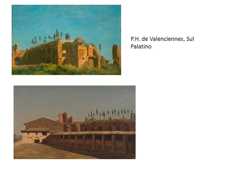 P.H. de Valenciennes, Sul Palatino