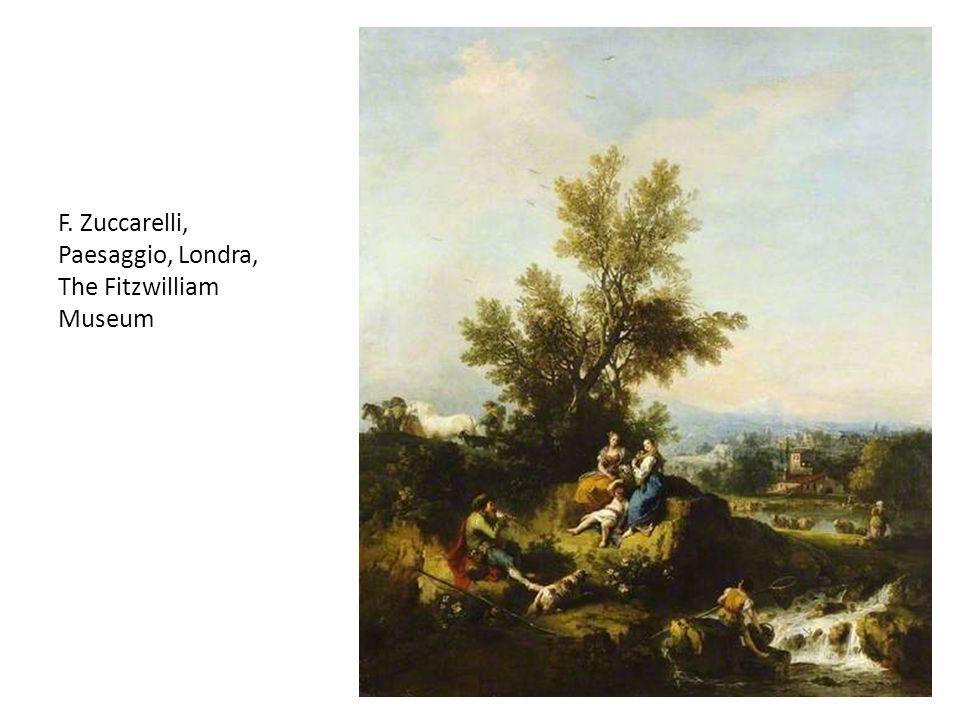 F. Zuccarelli, Paesaggio, Londra, The Fitzwilliam Museum
