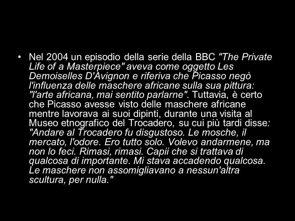 Nel 2004 un episodio della serie della BBC