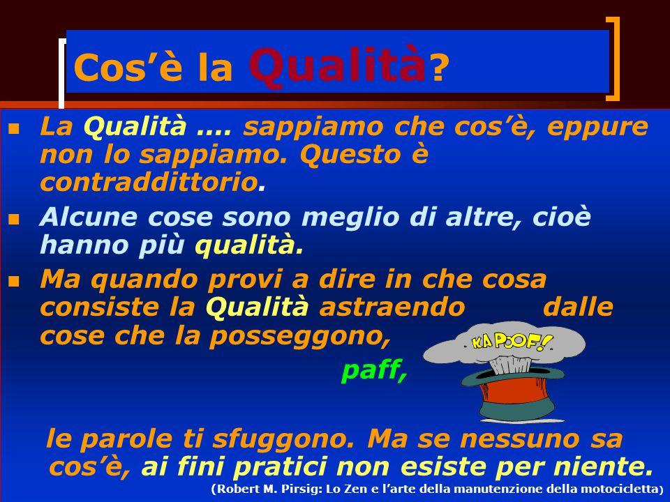 5 Definizione Secondo Zingarelli qualità è una voce dotta, deri- vata dal latino.