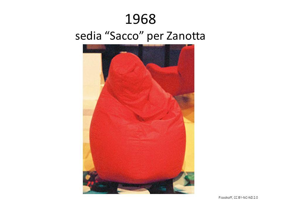 1968 sedia Sacco per Zanotta Floodkoff, CC BY-NC-ND 2.0