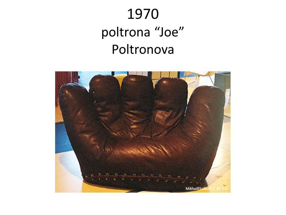 1970 poltrona Joe Poltronova MikhailFludkovCC BY 2.0