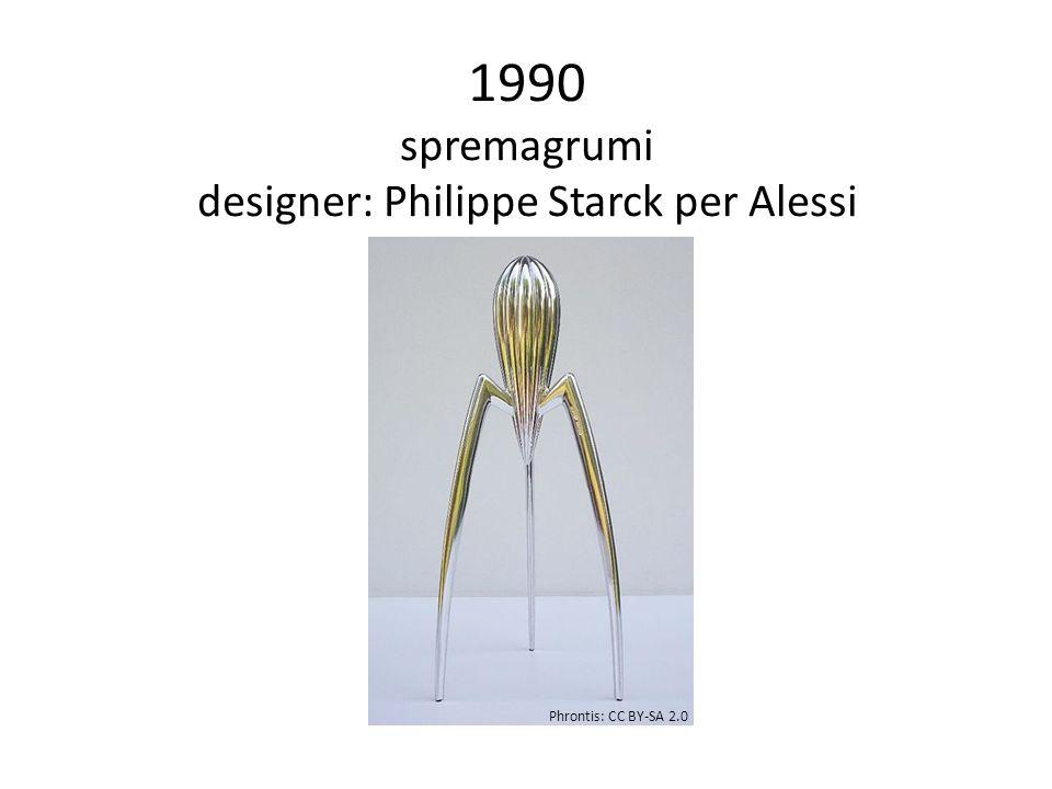 1990 spremagrumi designer: Philippe Starck per Alessi Phrontis: CC BY-SA 2.0