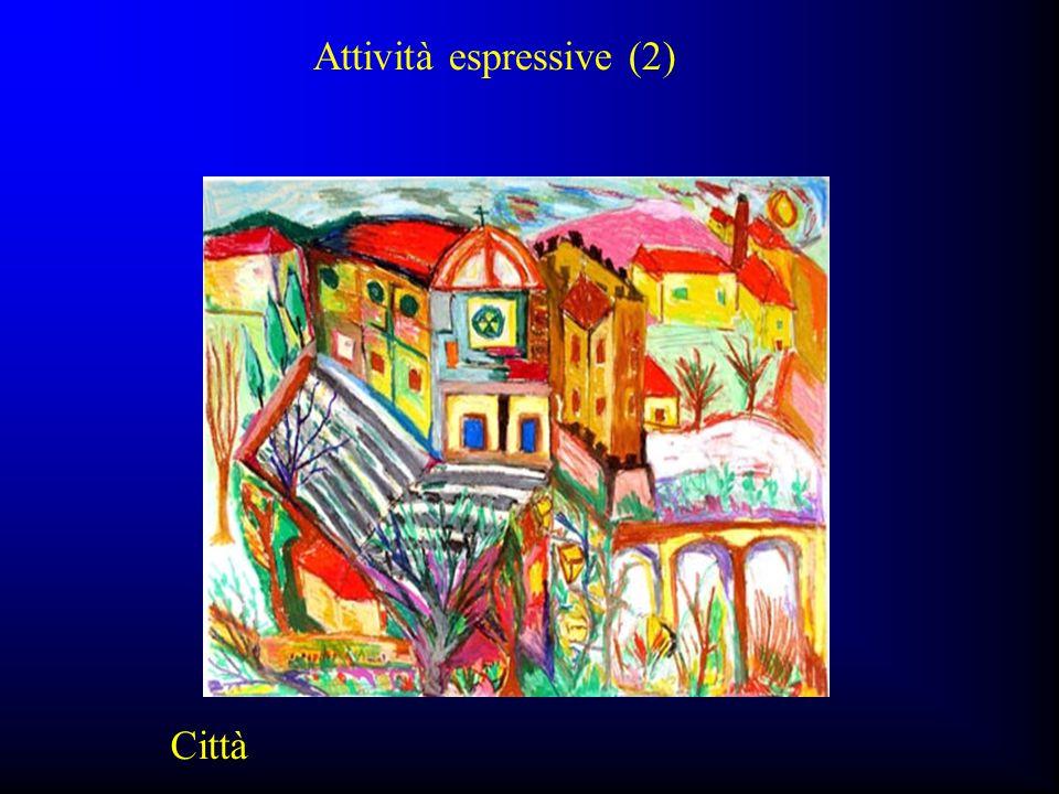 Attività espressive (2) Città