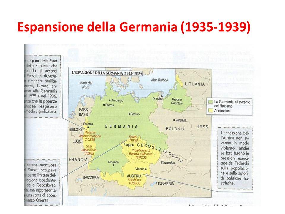 L'invasione della Polonia Il 1 settembre 1939, senza aver inviato alcuna dichiarazione di guerra, la WEHRMACHT invase la Polonia.