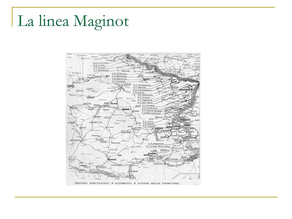 La linea Maginot